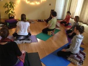 Meditation Class Photo